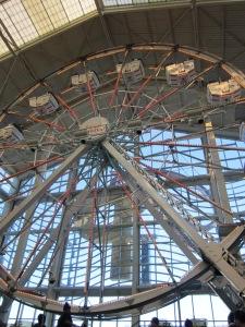 Ferris Wheel in the mall
