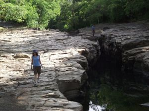 Exploring Gualaca canyon
